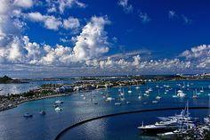 Marigot, St. Martin, USVI: Honeymoon Destination #3
