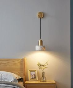 Wall Mounted Lights Bedroom, Wall Reading Lights, Plug In Wall Lamp, Glass Wall Lights, Ceiling Lights, Bedroom Light Fixtures, Modern Wall Sconces, Wall Sconce Lighting, Pendant Lighting