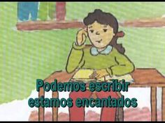 Spanish children's song about giving thanks. Children give thanks for their hands and all they can do with them. Religious song often sung as a part of children's presentations at school in Spanish-speaking countries. If it aligns with your beliefs and te