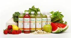 Juice Cleanse Taste Test