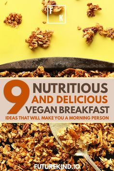 Whats your favourite vegan breakfast food We love vegan breakfast recipes that involve vegan pancakes vegan flatbread and sometimes even a vegan recipe filled with just r. Vegan Benefits Health, Vegan Nutrition, Health Tips, Best Vegan Recipes, Vegan Breakfast Recipes, Breakfast Ideas, Vegan Transition, Vegan Vitamins, Vegan Stew