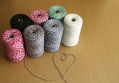 MADEINPAPER . Image of Portuguese baker's twine