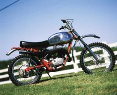 The History of Hodaka Motorcycles