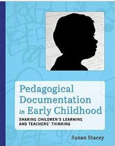 Pedagogical Documentation in Early Childhood: Sharing Chldren's Learning and Teachers' Thinking by Susan Stacey. Pedagogical documentation is a powerful tool for communicating a child's learning to families. Inquiry Based Learning, Early Learning, Early Education, Early Childhood Education, How Does Learning Happen, Reggio Documentation, Learning Stories, Learning Activities, Emergent Curriculum