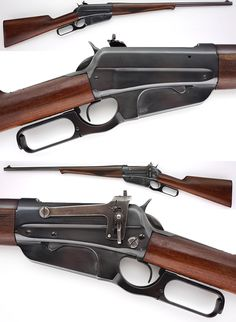 WINCHESTER MODEL 1895 - LEVER CARBINE .30 US (30-40 KRAG) 1913 C&R OK Winchester 1895, Winchester Firearms, Guns And Ammo, Weapons Guns, Lever Action Rifles, Hunting Guns, Fire Powers, Revolver, Cannon