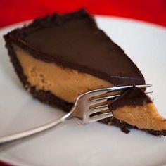 Peanut Butter Cup Pie VI Recipe