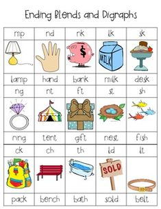 1000 images about phonics on pinterest consonant blends syllable and silent e. Black Bedroom Furniture Sets. Home Design Ideas