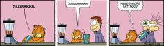 Garfield by Jim Davis for Apr 29, 2017 | Read Comic Strips at GoComics.com