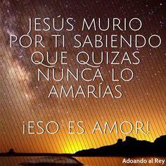 ❤️amor que es verdadero 1juan 3:1mirad cual amor nos ha dado el padre.