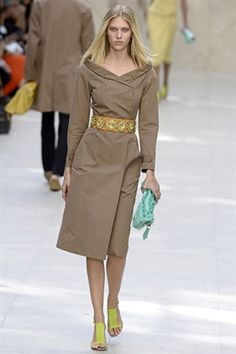 266a104a5cde Spring Summer 2014 by Burberry Prorsum at London Fashion Week Winter Dresses
