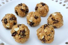 Healthy Protein Bites for the sweet tooth