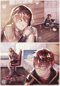 When you doing 707 route  and every day looks like that (MC x 707 part 1)