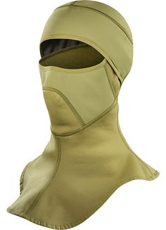 Cold WX Balaclava SV Men's A cold weather balaclava with significant warmth and wind resistance.