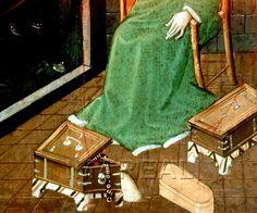 Evagationes Spiritus  Kunstwerk: Temperamalerei-Holz ; Einrichtung sakral ; Flügelaltar ; Österreich , Ungarn(?)  Dokumentation: 1445 ; 1455 ; Esztergom ; Ungarn ; Keresztény Múzeum  Anmerkungen: 585x465 ; Ipolyi-Sammlung