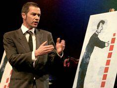 Ursus Wehrli tidies up art via TED  http://www.kunstaufraeumen.ch/en/videos