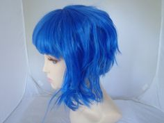 Hey, I found this really awesome Etsy listing at https://www.etsy.com/listing/105981751/on-sale-ramona-flowers-inspired-blue