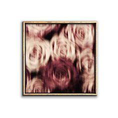 Abstract Floral Art Pink Roses Printable – Chaos & Wonder Design Coastal Wall Decor, Square Art, Nyc Art, Pink Art, Art File, Abstract Photography, Botanical Prints, Figure Drawing, Nursery Art