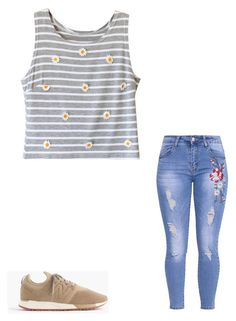 """Sans titre #6515"" by heidi-samoyau ❤ liked on Polyvore featuring J.Crew"