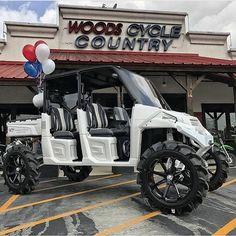 #msawheels #M12Diesel Gem Cars, Can Am Atv, Utv Accessories, Polaris Ranger Crew, Electric Golf Cart, Polaris Atv, Custom Golf Carts, Bone Stock, Big Boyz
