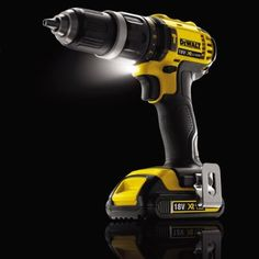 Unioncy - 18V Lithium-Ion 2-Speed Combi Drill Complete with Batteries. Want it? Own it? Add it to your profile on Unioncy.com #gadgets #technology #tech #electronics #CE