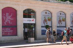Only Lyon. Office du tourisme de Lyon. France. Photo personnelle. Marie-Lys. 2008.