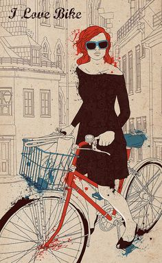 ...I love bike...