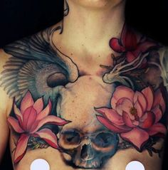 Tatuagem+De+Flor+De+Lotus+14