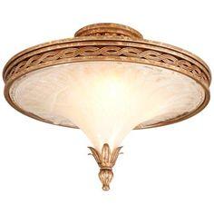 Tivoli Semi-Flush Ceiling Light