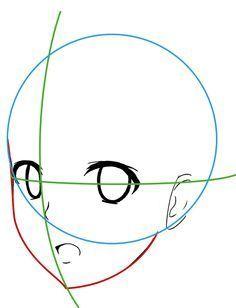 70 Trendy Drawing Tutorial Anime Digital Art - Anime World 2020 Drawing Heads, Manga Drawing, Manga Art, Anime Art, Drawing Art, Manga Tutorial, Drawing Techniques, Drawing Tips, Anime Drawing Tutorials