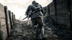 Download Soldier Battlefield 1 HD Game Wallpaper 2560x1440
