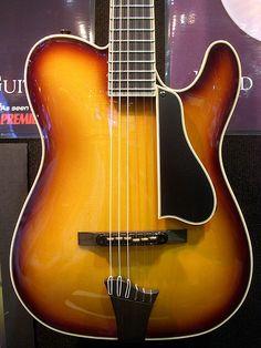 Toru Nittono Guitars