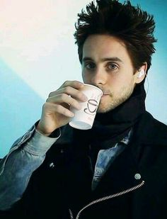 Jared leto 30stm coffee