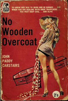 Pulp book covers!