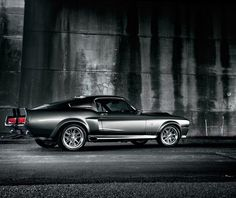 Eleanor Mustang, from Fast n Furious