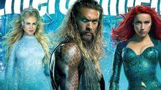 Impresionantes fondos y wallpapers HD de la película de Aquaman 2018