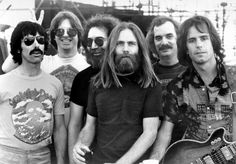 THEN: The Grateful DeadThe Grateful Dead is seen in a slightly later but undated file photo. Photo: Michael Ochs Archives