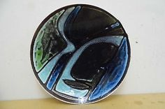 POOLE POTTERY DELPHIS PLATE, SHAPE NO 3, PATRICIA WELLS. I would love this in my collection!!