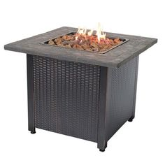 Awesome gas fire pit. #shopko