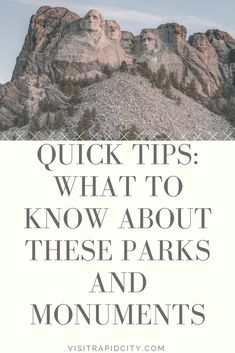 Start planning your educational and adventure packed vacation! South Dakota, Plan Your Trip, National Parks, Adventure, Vacation, How To Plan, Tips, Vacations, Adventure Nursery