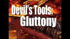 Devil's tool: Gluttony, come to goodness, abdul karim, iblis islam, Devil, Islam, Tools, Muslim, Appliance, Vehicles