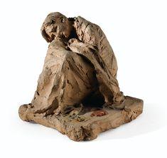 Carpeaux, Modern Art, Contemporary, Auguste Rodin, Impressionist, Terracotta, Sculpture Art, Auction, Statue
