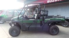 New 2016 Kawasaki Mule Pro-DX EPS ATVs For Sale in Arkansas. 2016 Kawasaki Mule Pro-DX EPS, Safety Brakes - Front: Dual Hydraulic Disc Brakes - Rear: Dual Hydraulic Disc Front Brake Diameter (in): 8.3 Front Brake Diameter (mm): 212 Rear Brake Diameter (in): 8.3 Rear Brake Diameter (mm): 212 Specifications Bash Plate (Front) Bed Capacity (kgs.): 453.1 Bed Capacity (lbs.): 999 Body Material: Plastic Cargo Bed Tilt Front Tire Diameter (in): 26 Front Tire Width: 9 Full Length Skid Plate Ground…
