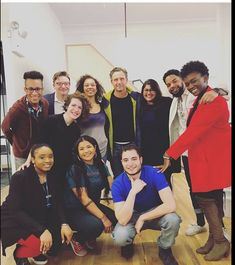 "newarkdreamcity:  Wow! Tony Goldwyn stopped by our HQ office in NYC. Shout out to Newark Dream Directors @kellyloopz @josaqueen and all members of our HQ team. Here are words @kellyloopz used to describe the experience of meeting Tony: ""Inspired, excited, and star struck"" #Newark #Inspire #TonyGoldwyn #Scandal #TheFutureProject"