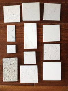 COUNTERTOP:   Marble Alternative Quartzes  silestone quartz: We like Bianco River