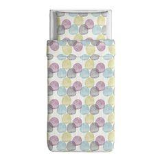 MALIN RUND Duvet cover and pillowcase(s) - Twin - IKEA