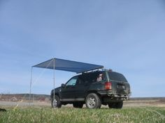 Hand made awning Cost $25.00 - Expedition Portal