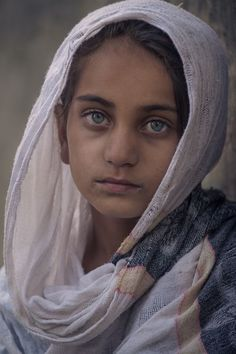 Portrait of Children Hunza Pakistan Photo by mohd irman ismail — National Geographic Your Shot