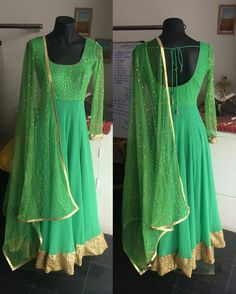 Simple Classy Anarkali                                                                                                                                                      More