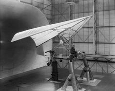 An image of a flexible wing aircraft prototype known as a Fleep.