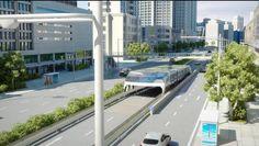 El proyecto Land Airbus para el transporte de personas